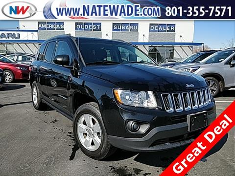 2013 Jeep Compass for sale in Salt Lake City, UT