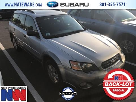 2005 Subaru Outback for sale in Salt Lake City, UT