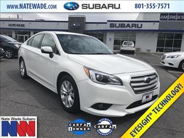 2015 Subaru Legacy for sale in Salt Lake City, UT