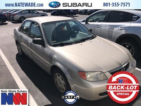 2001 Mazda Protege for sale in Salt Lake City, UT