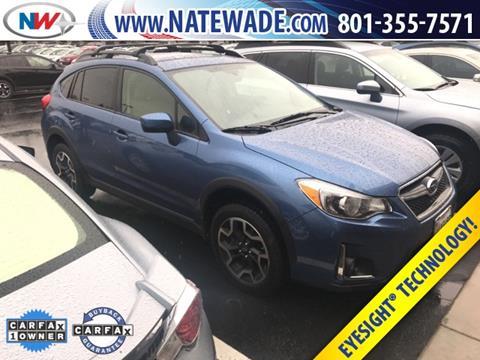 2017 Subaru Crosstrek for sale in Salt Lake City, UT