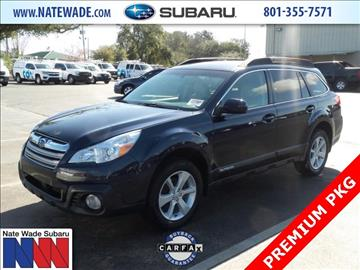 2013 Subaru Outback for sale in Salt Lake City, UT