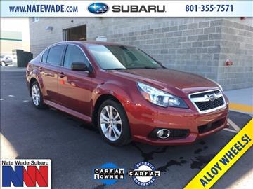 2014 Subaru Legacy for sale in Salt Lake City, UT