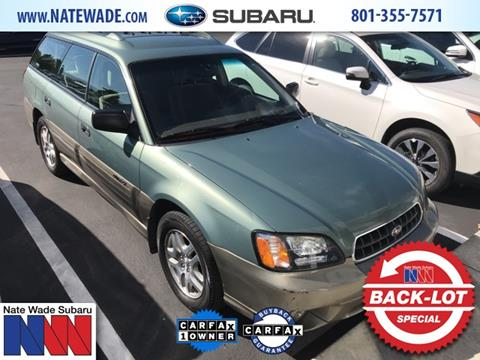 2004 Subaru Outback for sale in Salt Lake City, UT