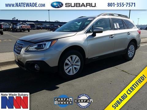 2016 Subaru Outback for sale in Salt Lake City, UT
