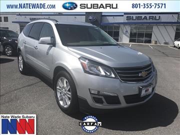 2015 Chevrolet Traverse for sale in Salt Lake City, UT