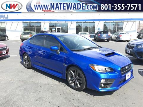 Used Subaru Wrx For Sale >> Used 2017 Subaru Wrx For Sale In Laurel Md Carsforsale Com