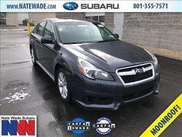 2013 Subaru Legacy for sale in Salt Lake City, UT