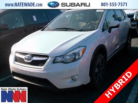 2014 Subaru XV Crosstrek for sale in Salt Lake City, UT