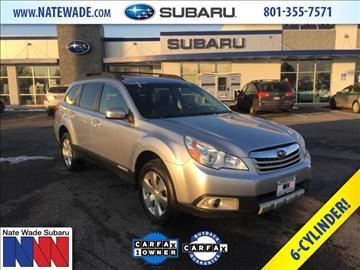 2012 Subaru Outback for sale in Salt Lake City, UT