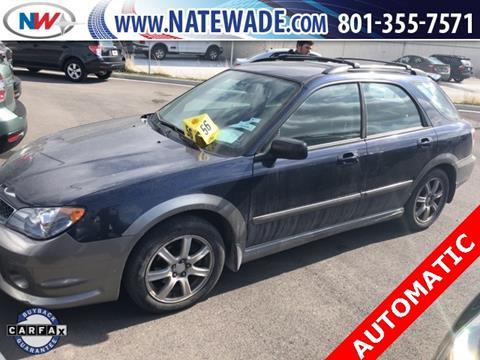 2006 Subaru Impreza For Sale In Salt Lake City UT