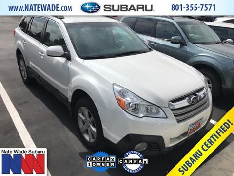 2014 Subaru Outback for sale in Salt Lake City, UT