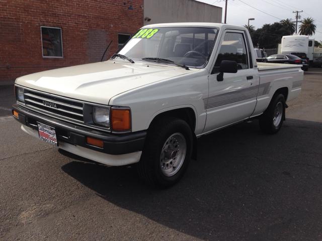 1988 Toyota Tacoma