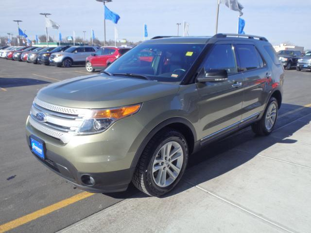 used 2013 ford explorer xlt 4x4 4dr in st joseph mo at anderson ford lincoln kia. Black Bedroom Furniture Sets. Home Design Ideas