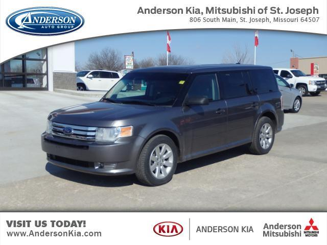 used 2009 ford flex se 4dr in st joseph mo at anderson ford lincoln kia. Black Bedroom Furniture Sets. Home Design Ideas
