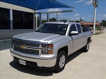 2015 Chevrolet Silverado 1500 for sale in Rockdale, TX