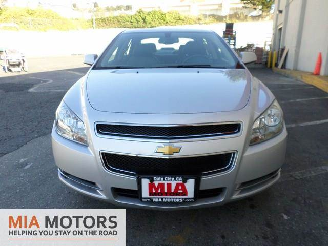 2012 Chevrolet Malibu for sale in DALY CITY CA