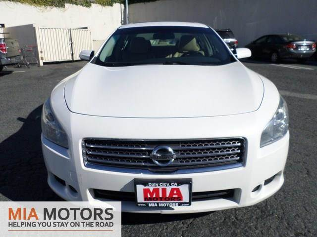2009 Nissan Maxima for sale in DALY CITY CA