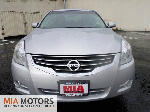 2010 Nissan Altima for sale in DALY CITY CA