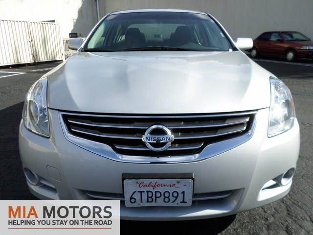 2012 Nissan Altima for sale in DALY CITY CA