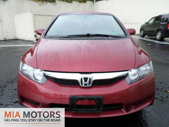 2011 Honda Civic for sale in DALY CITY CA