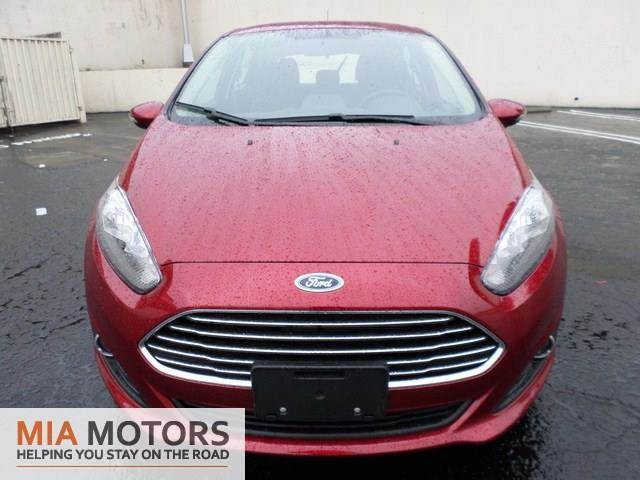 2014 Ford Fiesta for sale in DALY CITY CA