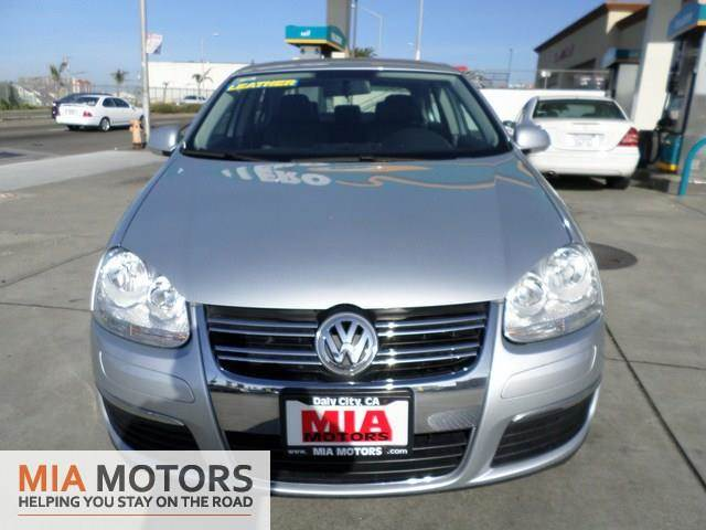 2008 Volkswagen Jetta for sale in DALY CITY CA