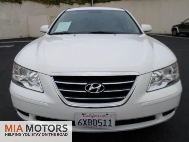 2009 Hyundai Sonata for sale in DALY CITY CA