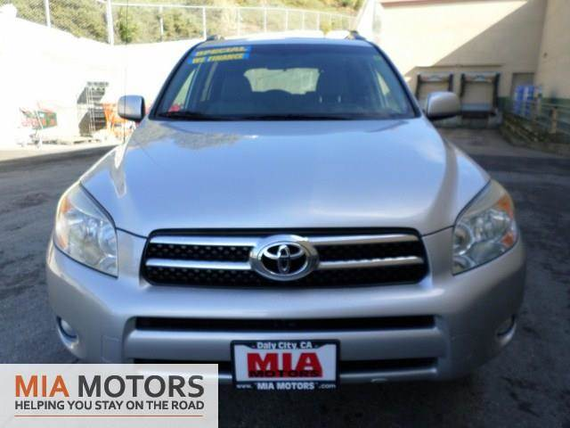 2007 Toyota RAV4 for sale in DALY CITY CA