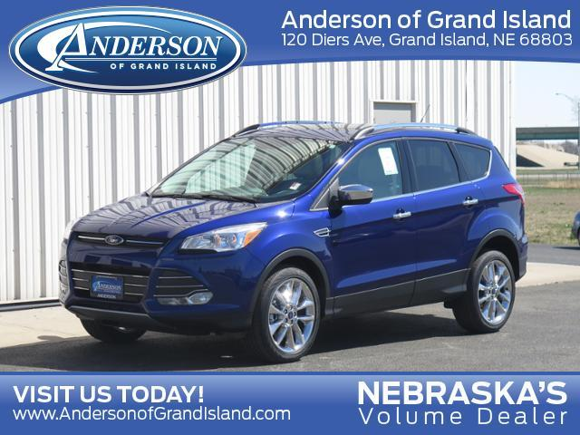 2016 ford escape in grand island ne anderson ford grand island. Cars Review. Best American Auto & Cars Review
