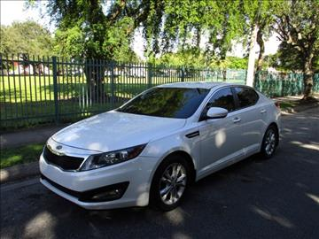 2012 Kia Optima for sale in Miami, FL