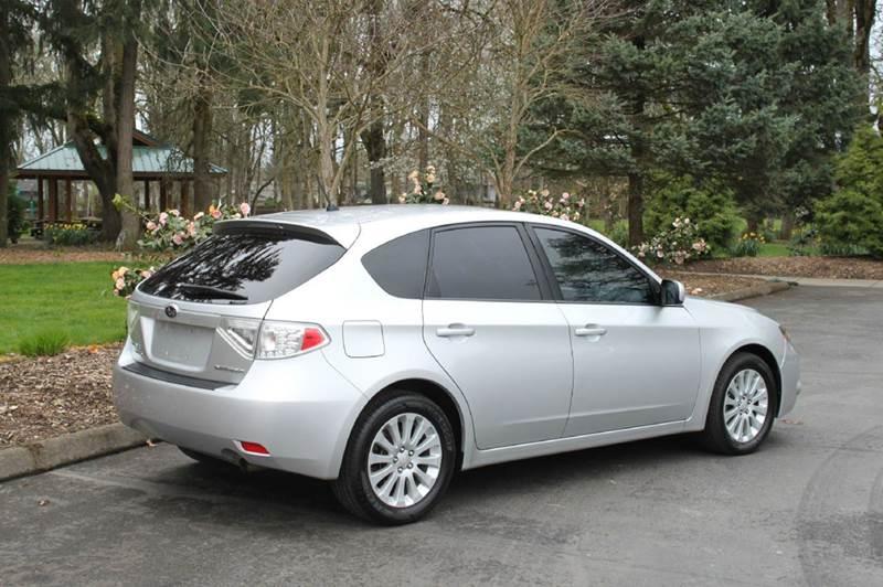 2011 Subaru Impreza 2.5i Premium AWD 4dr Wagon 4A - Hillsboro OR