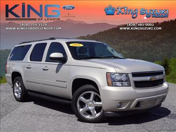 2011 Chevrolet Suburban for sale in Hickory NC