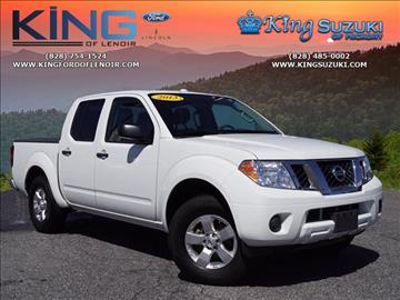 2013 Nissan Frontier for sale in Hickory NC