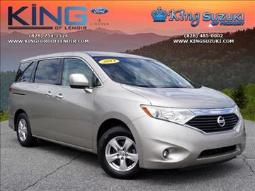 2013 Nissan Quest for sale in Hickory NC