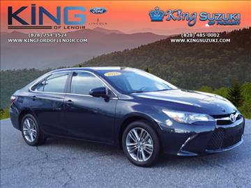 2016 Toyota Camry for sale in Hickory NC