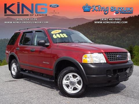 2004 Ford Explorer for sale in Hickory NC