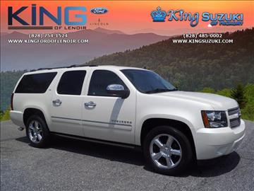 2013 Chevrolet Suburban for sale in Hickory, NC