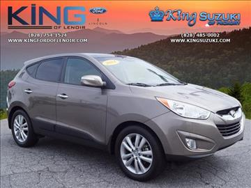 2013 Hyundai Tucson for sale in Hickory NC