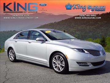2013 Lincoln MKZ for sale in Hickory NC