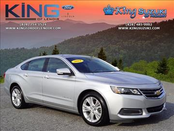 2014 Chevrolet Impala for sale in Hickory NC