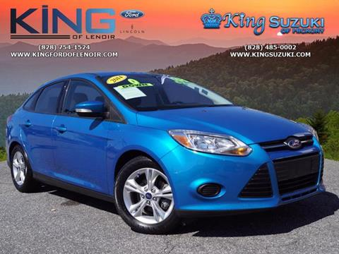 2014 Ford Focus for sale in Hickory NC