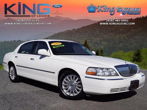 2003 Lincoln Town Car for sale in Hickory NC