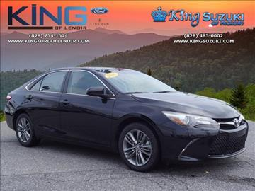 2016 Toyota Camry for sale in Hickory, NC