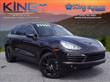 2011 Porsche Cayenne for sale in Hickory NC