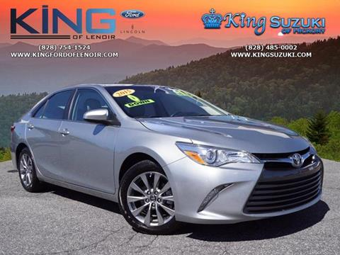 2015 Toyota Camry for sale in Hickory, NC