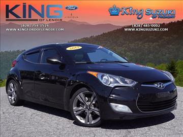 2012 Hyundai Veloster for sale in Hickory, NC