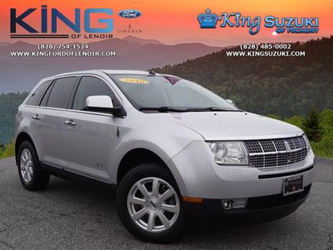 2010 Lincoln MKX for sale in Hickory NC