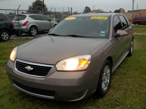 2007 Chevrolet Malibu Maxx for sale in Houston, TX