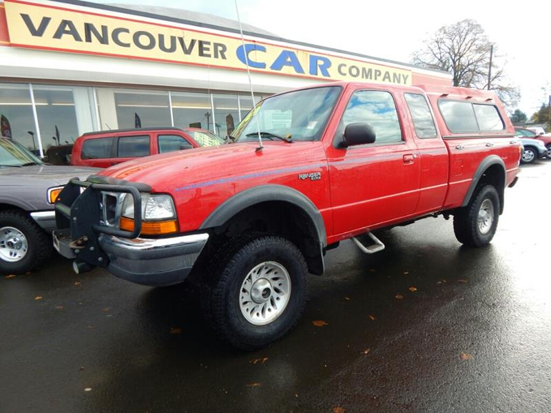 1998 Ford Ranger For Sale Carsforsale